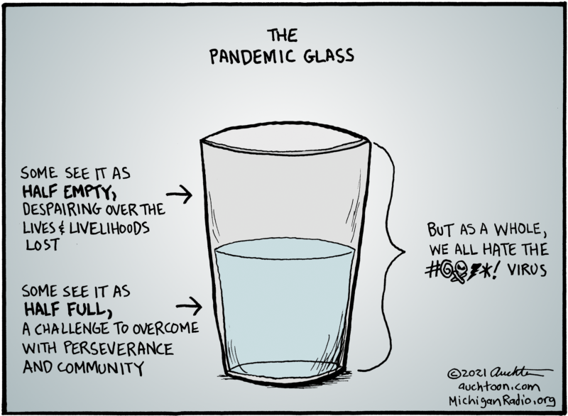 The Pandemic Glass